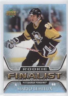 2005-06 Upper Deck NHL Finalist #85 - Mario Lemieux