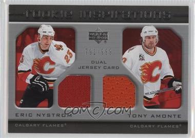 2005-06 Upper Deck Rookie Update #200 - Eric Nystrom, Tony Amonte /999