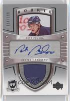 Auto Rookie Patch - Petr Prucha /199