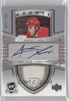 Auto Rookie Patch - Andrew Ladd /199