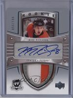 Auto Rookie Patch - Mike Richards /199