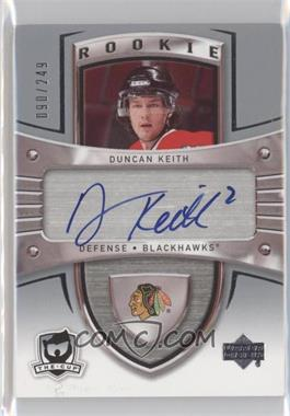 2005-06 Upper Deck The Cup #186 - Duncan Keith /249