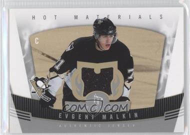 2006-07 Fleer Hot Prospects Hot Materials #HM-EM - Evgeni Malkin