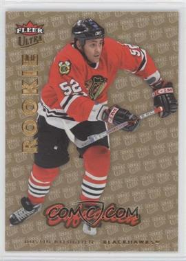 2006-07 Fleer Ultra Gold Medallion #204 - Dustin Byfuglien