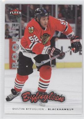 2006-07 Fleer Ultra #204 - Dustin Byfuglien