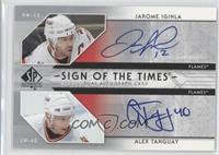 Jarome Iginla, Alex Tanguay
