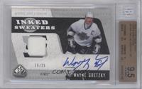 Wayne Gretzky /25 [BGS9.5]