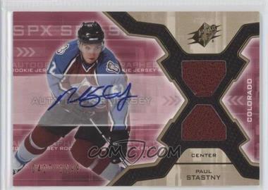 2006-07 SPx - [Base] #186 - Paul Stastny /1299