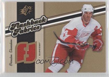 2006-07 SPx #109 - Brendan Shanahan