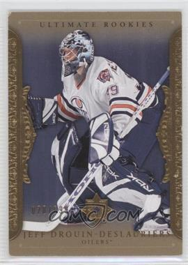2006-07 Ultimate Collection [???] #74 - Jeff Deslauriers /699