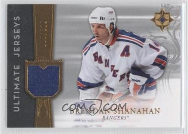 2006-07 Ultimate Collection Ultimate Jerseys #UJ-MB - Mike Bossy /200