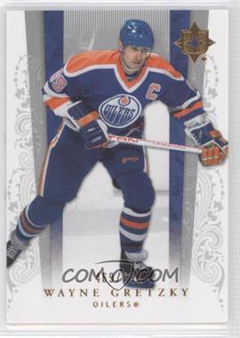 2006-07 Ultimate Collection #27 - Wayne Gretzky /699