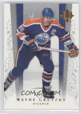 2006-07 Ultimate Collection #27 - Wayne Gretzky /699