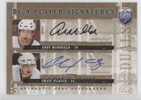 Andy McDonald, Chris Kunitz