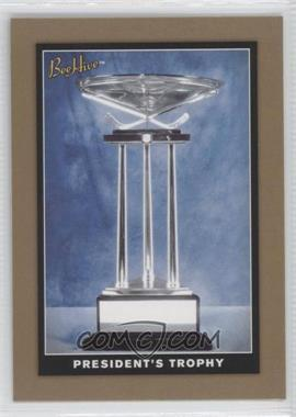 2006-07 Upper Deck Bee Hive - [Base] - Gold #PT - President's Trophy