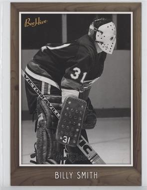 2006-07 Upper Deck Bee Hive 5x7 Black & White Variation #183 - Billy Smith