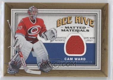 2006-07 Upper Deck Bee Hive Matted Materials #MM-CW - Cam Ward