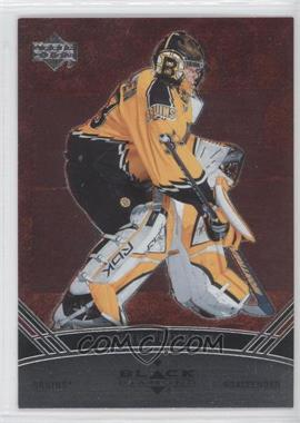 2006-07 Upper Deck Black Diamond Ruby #6 - Hannu Toivonen /100