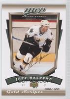 Jeff Halpern /100