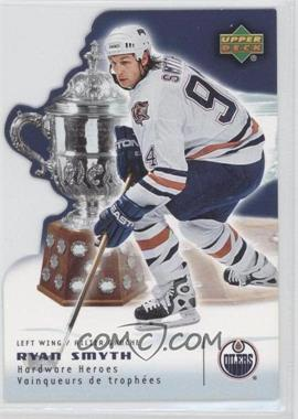 2006-07 Upper Deck McDonald's - Hardware Heroes #HH9 - Ryan Smyth