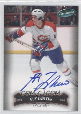 2006-07 Upper Deck Parkhurst - [Base] - Autographs [Autographed] #55 - Guy Lafleur