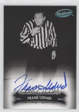 2006-07 Upper Deck Parkhurst Autographs [Autographed] #133 - [Missing]