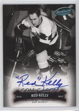 2006-07 Upper Deck Parkhurst Autographs [Autographed] #45 - Red Kelly