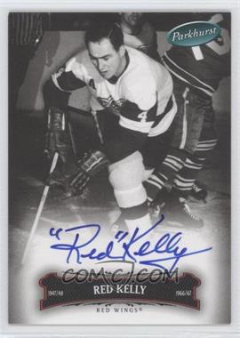2006-07 Upper Deck Parkhurst Autographs [Autographed] #45 - Red Kelly