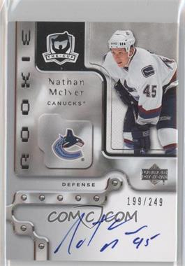2006-07 Upper Deck The Cup #108 - Nathan McIver /249