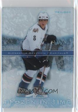 2006-07 Upper Deck Trilogy Frozen in Time #FT1 - Alexander Ovechkin /999