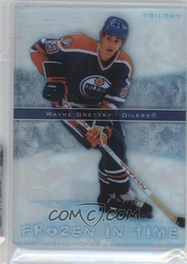 2006-07 Upper Deck Trilogy Frozen in Time #FT20 - Wayne Gretzky /999