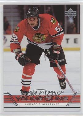 2006-07 Upper Deck #206 - Dustin Byfuglien