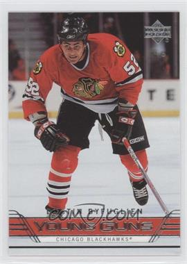 2006-07 Upper Deck #206 - Dustin Byfuglien