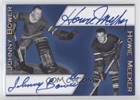 Johnny Bower, Howie Meeker /3
