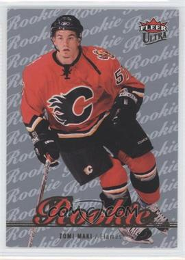 2007-08 Fleer Ultra Ice Medallion #248 - Tomi Maki /100