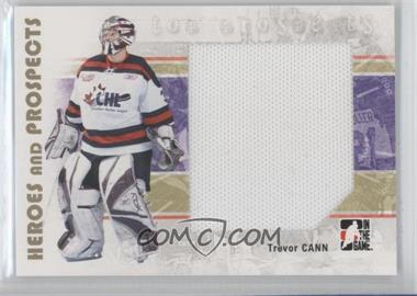 2007-08 In the Game Heroes and Prospects - [Base] #121 - Trevor Cann