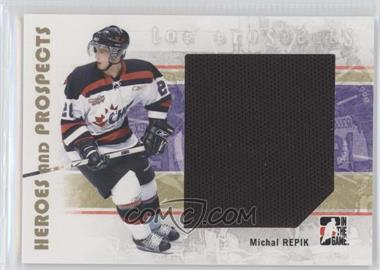2007-08 In the Game Heroes and Prospects - [Base] #124 - Michal Repik