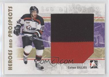 2007-08 In the Game Heroes and Prospects - [Base] #132 - Colton Gillies
