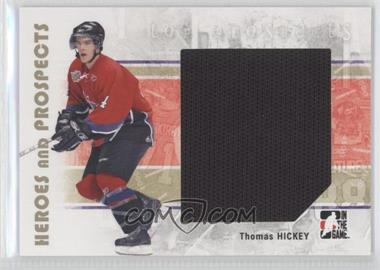 2007-08 In the Game Heroes and Prospects #101 - Thomas Hickey