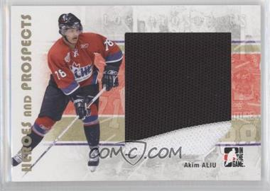 2007-08 In the Game Heroes and Prospects #103 - [Missing]