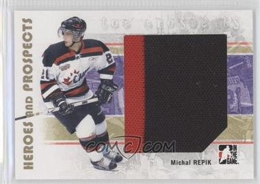 2007-08 In the Game Heroes and Prospects #124 - Michal Repik