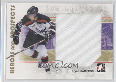 2007-08 In the Game Heroes and Prospects #131 - Brian Campbell