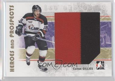 2007-08 In the Game Heroes and Prospects #132 - Colton Gillies