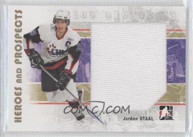 2007-08 In the Game Heroes and Prospects #140 - Jordan Staal