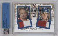 Brian Leetch, Luc Robitaille /1 [ENCASED]
