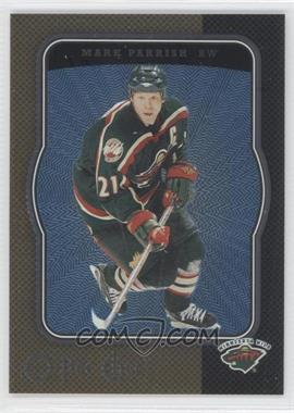 2007-08 O-Pee-Chee Micromotion #249 - Mark Parrish