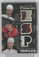 Pierre-Marc Bouchard, Mark Parrish, Marian Gaborik /10