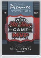 Dany Heatley /25