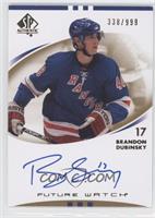 Brandon Dubinsky /999