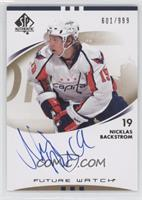 Nicklas Backstrom /999